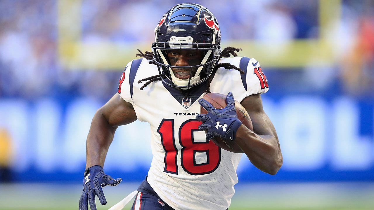 WR Sammie Coates (Houston Roughnecks) - Bildquelle: Getty Images