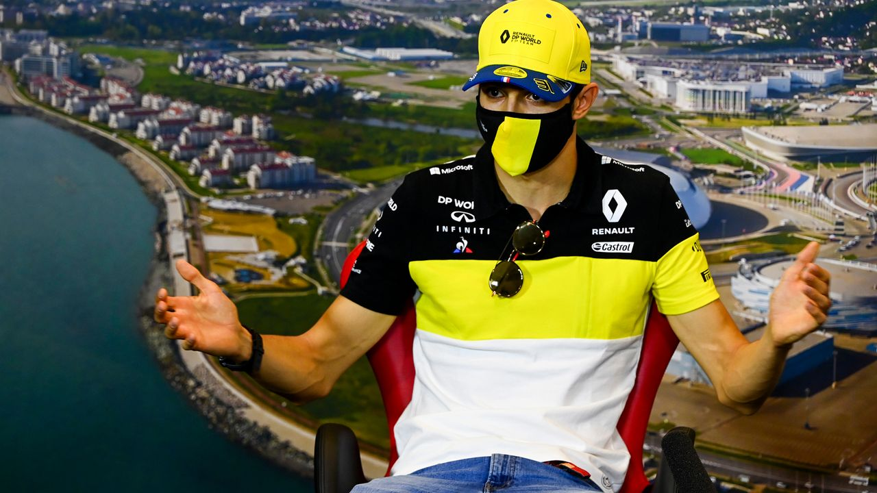 Esteban Ocon (Renault) - Bildquelle: Getty Images