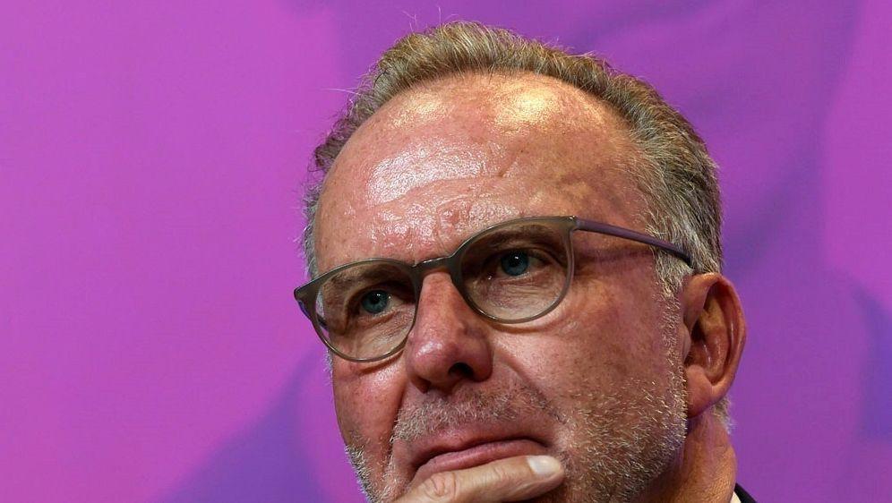 Rummenigge: Trainer-Entscheidung nach der Hinrunde - Bildquelle: AFPSIDCHRISTOF STACHE