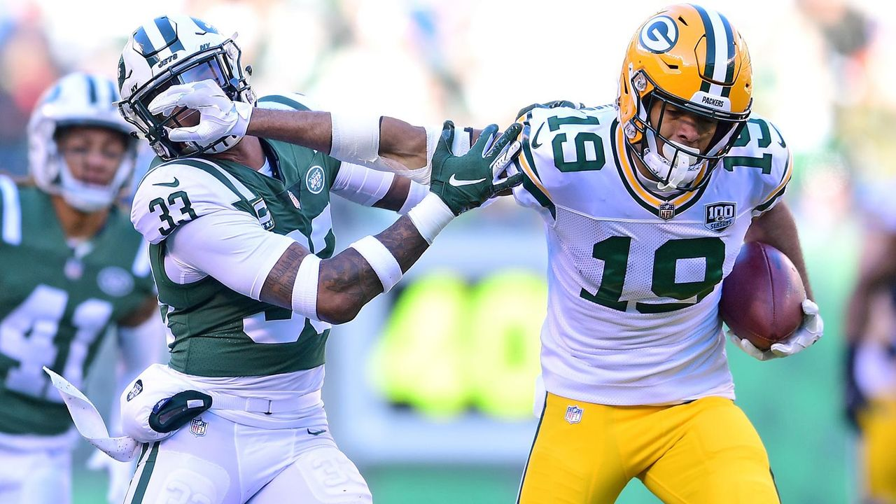 Equanimeous St. Brown (Green Bay Packers) - Bildquelle: Getty