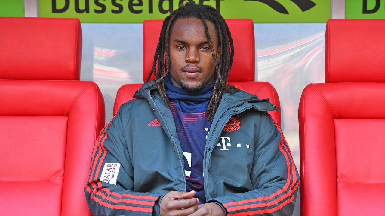 Renato Sanches (FC Bayern München) - Bildquelle: imago