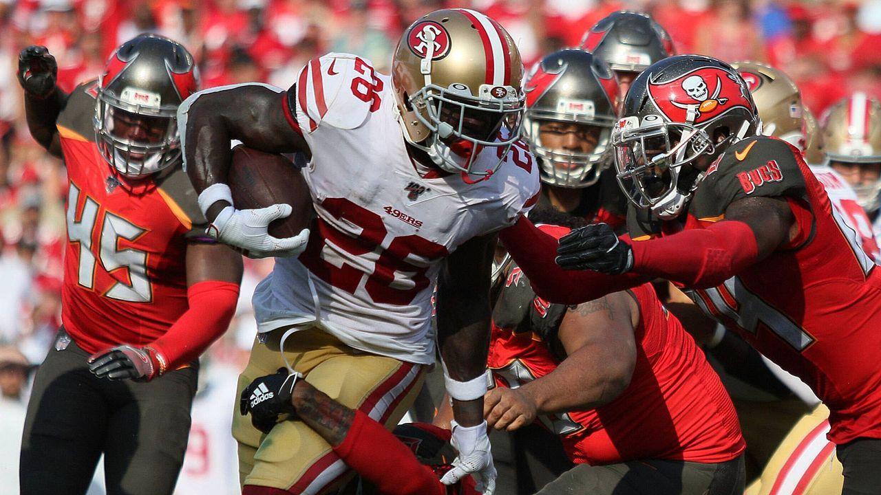 Tevin Coleman (San Francisco 49ers) - Bildquelle: imago images / ZUMA Press