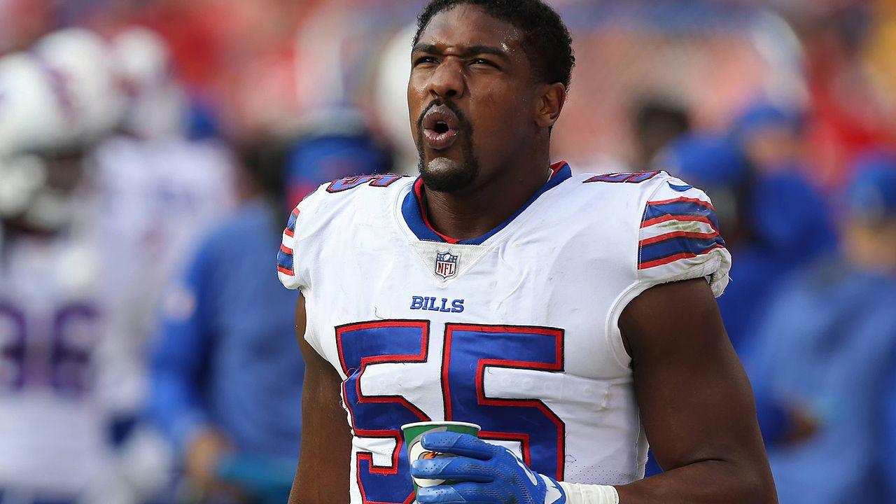 Jerry Hughes (Buffalo Bills) - Bildquelle: imago/Icon SMI