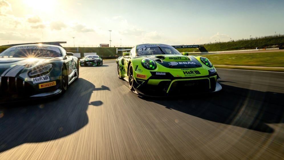 Am Wochenende startet das ADAC GT Masters - Bildquelle: ADAC MotorsportADAC MotorsportADAC Motorsport