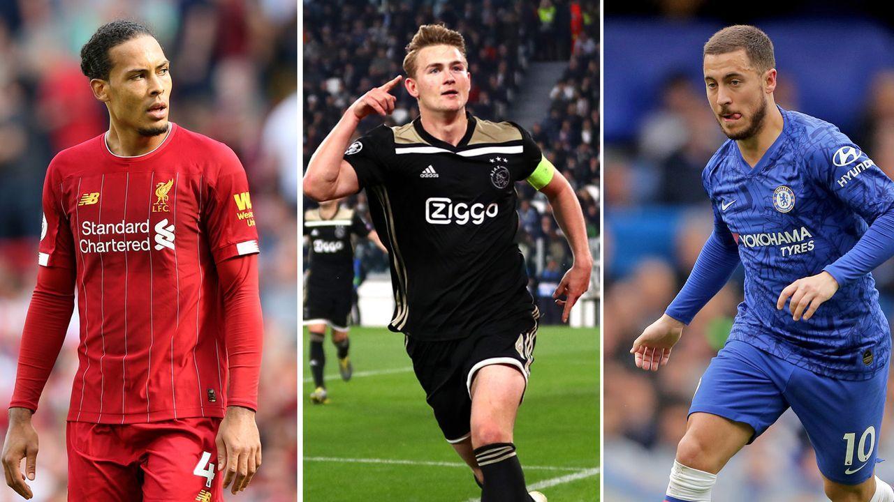 FIFA-Weltauswahl 2019 - Bildquelle: 2019 Getty images