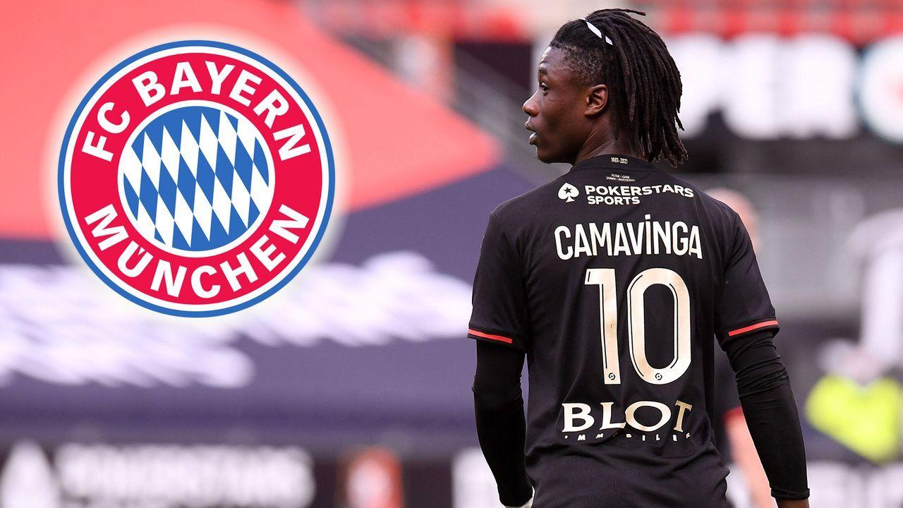 Eduardo Camavinga (Stade Rennes) - Bildquelle: Imago Images