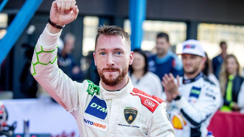 Mirko Bortolotti ist bei seinem DTM-Gaststart in Assen auf den Geschmack gek... - Bildquelle: Motorsport Images