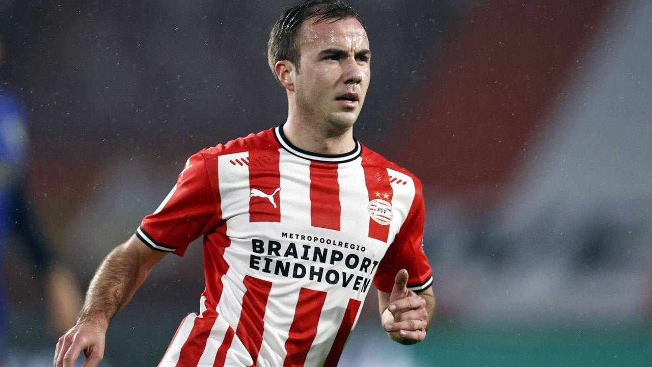 Mario Götze (PSV Eindhoven / 63 Länderspiele) - Bildquelle: imago images/ANP