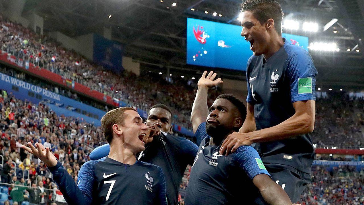 Frankreich - Bildquelle: imago/PA Images