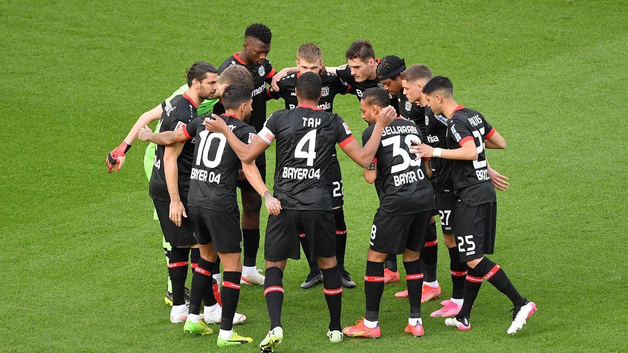 Platz 6: Bayer Leverkusen (50 Punkte) - Bildquelle: imago images/Team 2