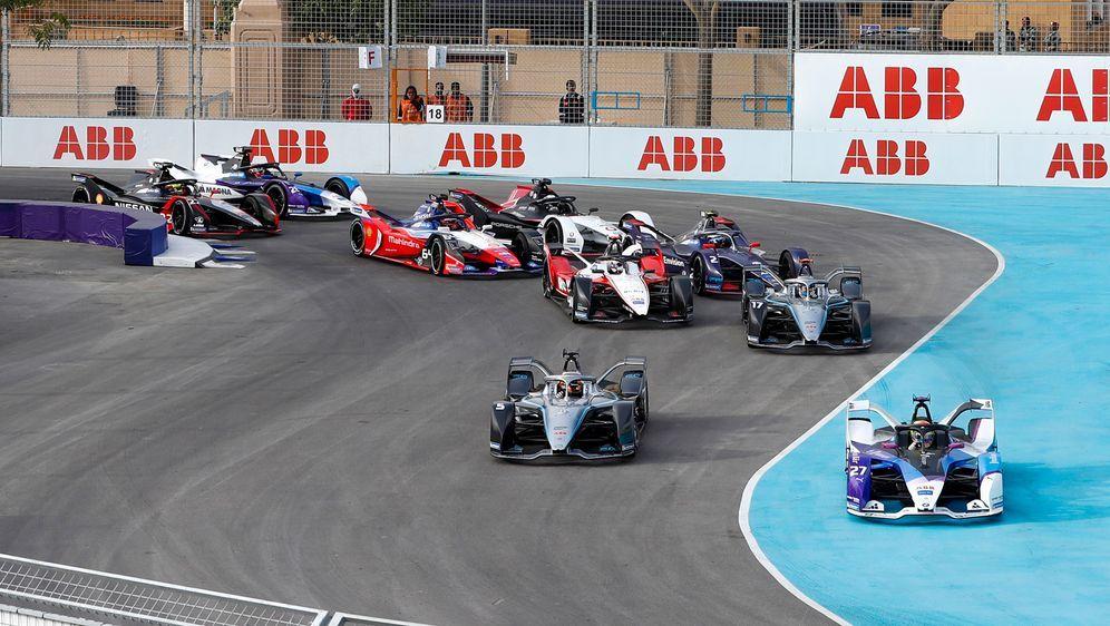 Die Formel E existiert seit 2014. - Bildquelle: imago images/Motorsport Images