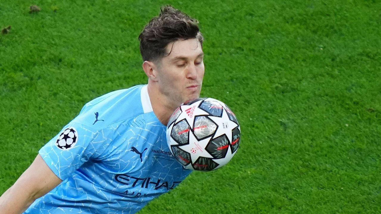 Verteidigung: John Stones (Manchester City) - Bildquelle: imago images/Shutterstock