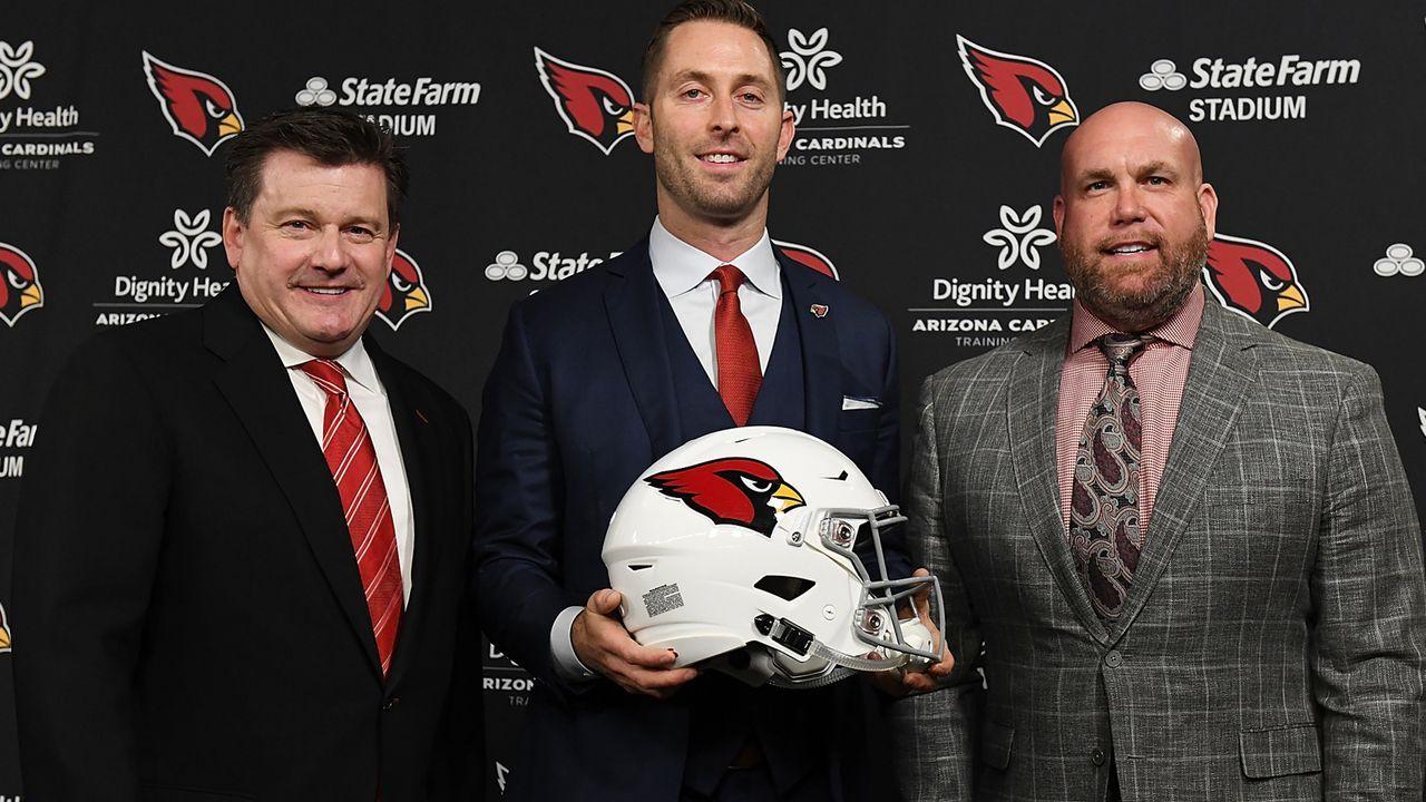 Platz 25: Arizona Cardinals - Bildquelle: 2019 Getty Images