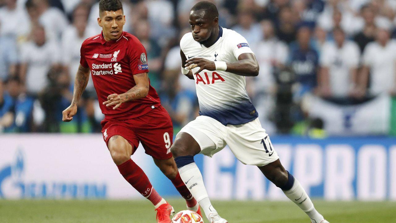 Moussa Sissoko (Tottenham Hotspur) - Bildquelle: Imago