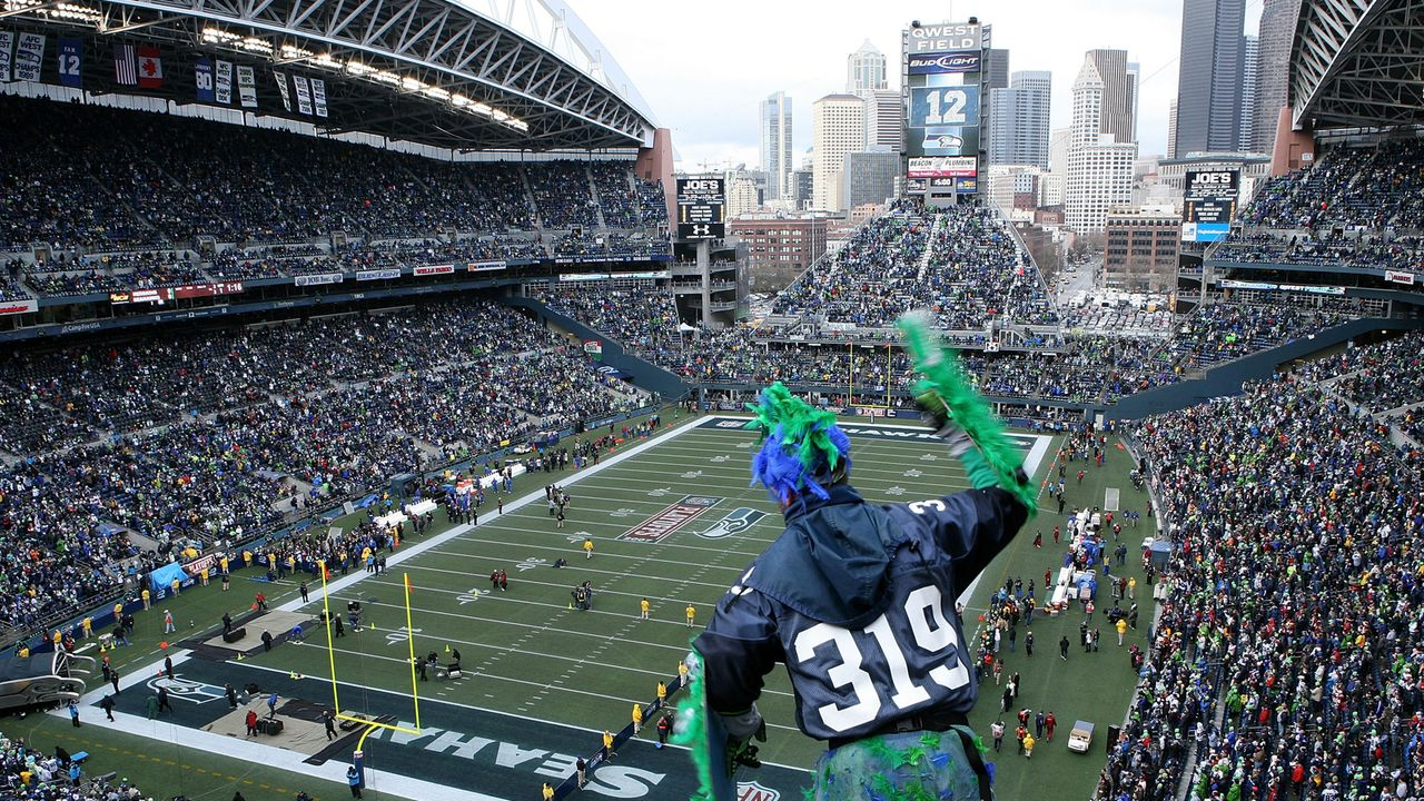 Seattle Seahawks: Lumen Field - Bildquelle: Getty Images