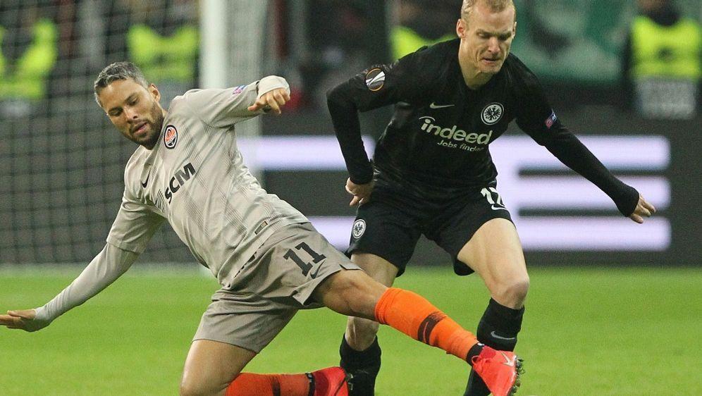 Sebastian Rode fällt am Donnerstag gegen Arsenal aus - Bildquelle: AFPSIDDANIEL ROLAND