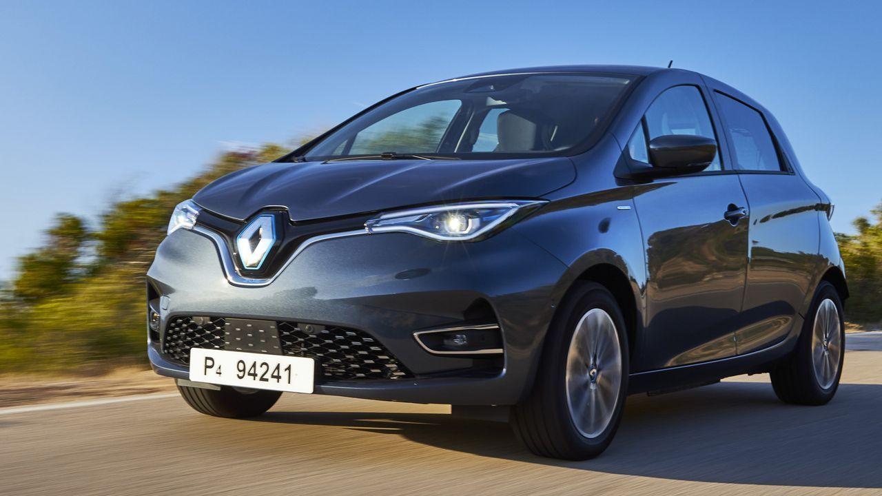Renault erntet die Früchte - Bildquelle: Jean-Brice LEMAL
