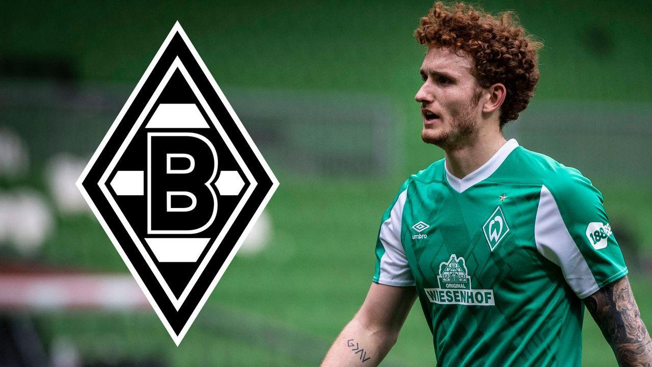 Josh Sargent (SV Werder Bremen)  - Bildquelle: imago images/Comsport