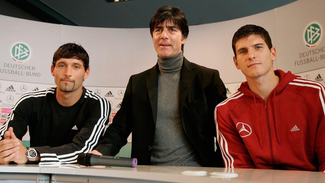 Berufung zur deutschen Nationalmannschaft - Bildquelle: getty