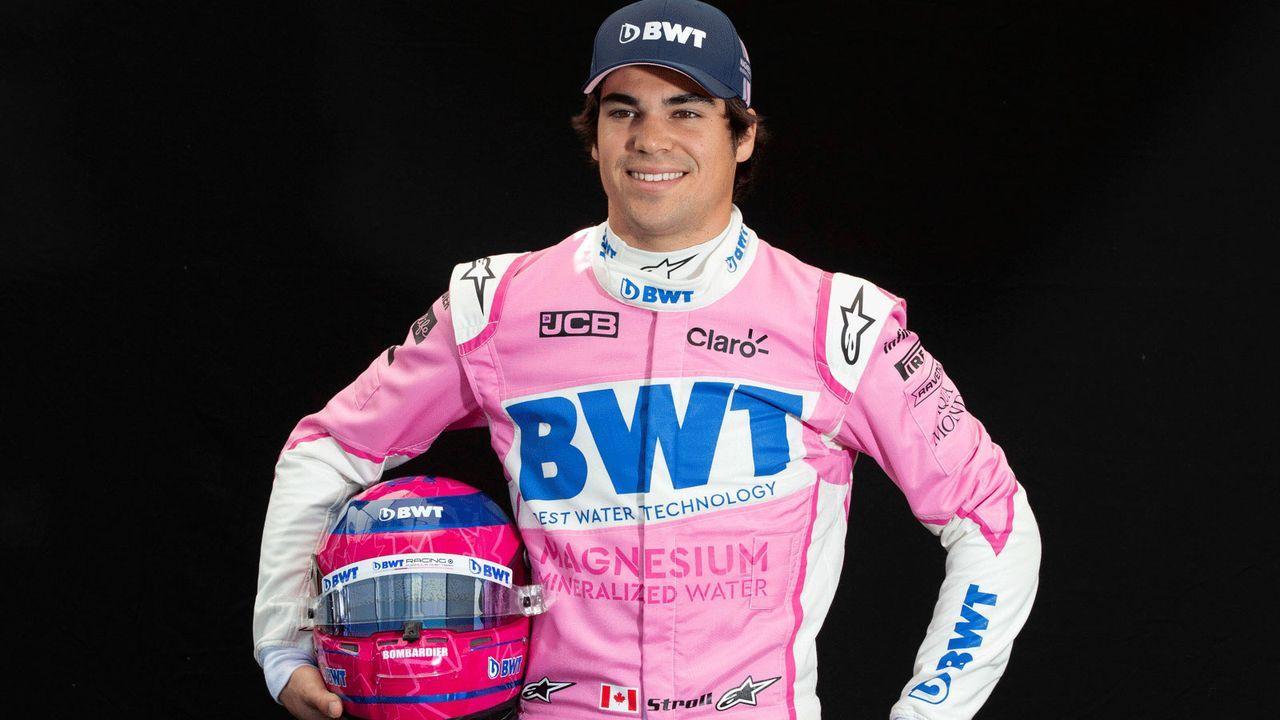 Lance Stroll (BWT Racing Point F1)