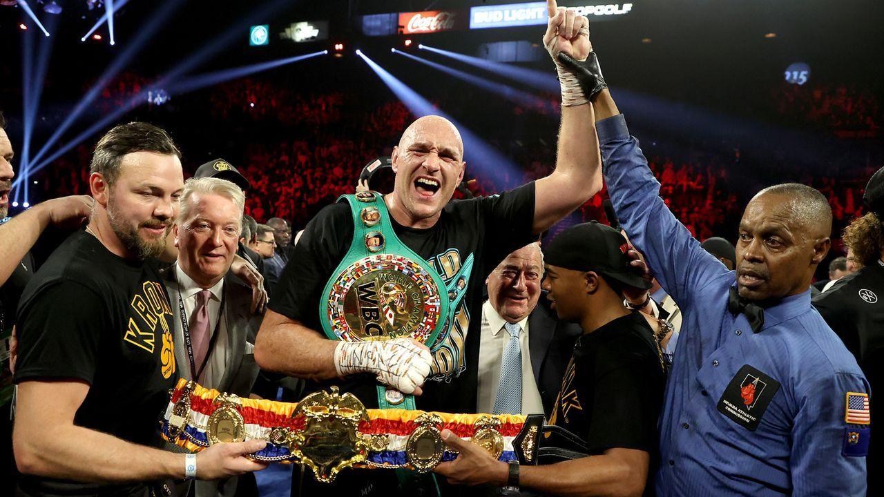 Tyson Fury gegen Deontay Wilder II - die Rückkehr des Gipsy Kings - Bildquelle: 2020 Getty Images
