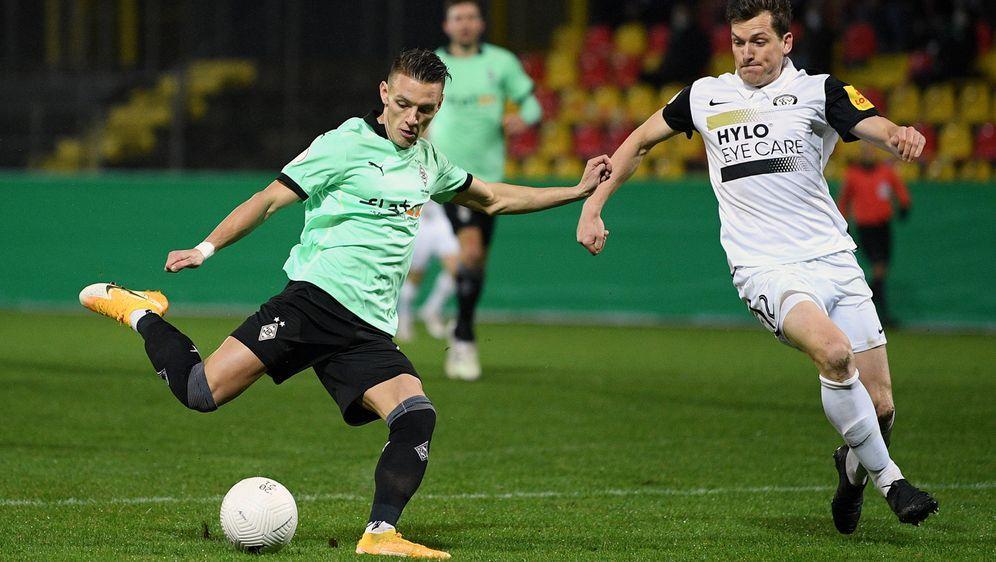 Von Gladbach fest verpflichtet: RB-Leihgabe Hannes Wolf - Bildquelle: Getty Images