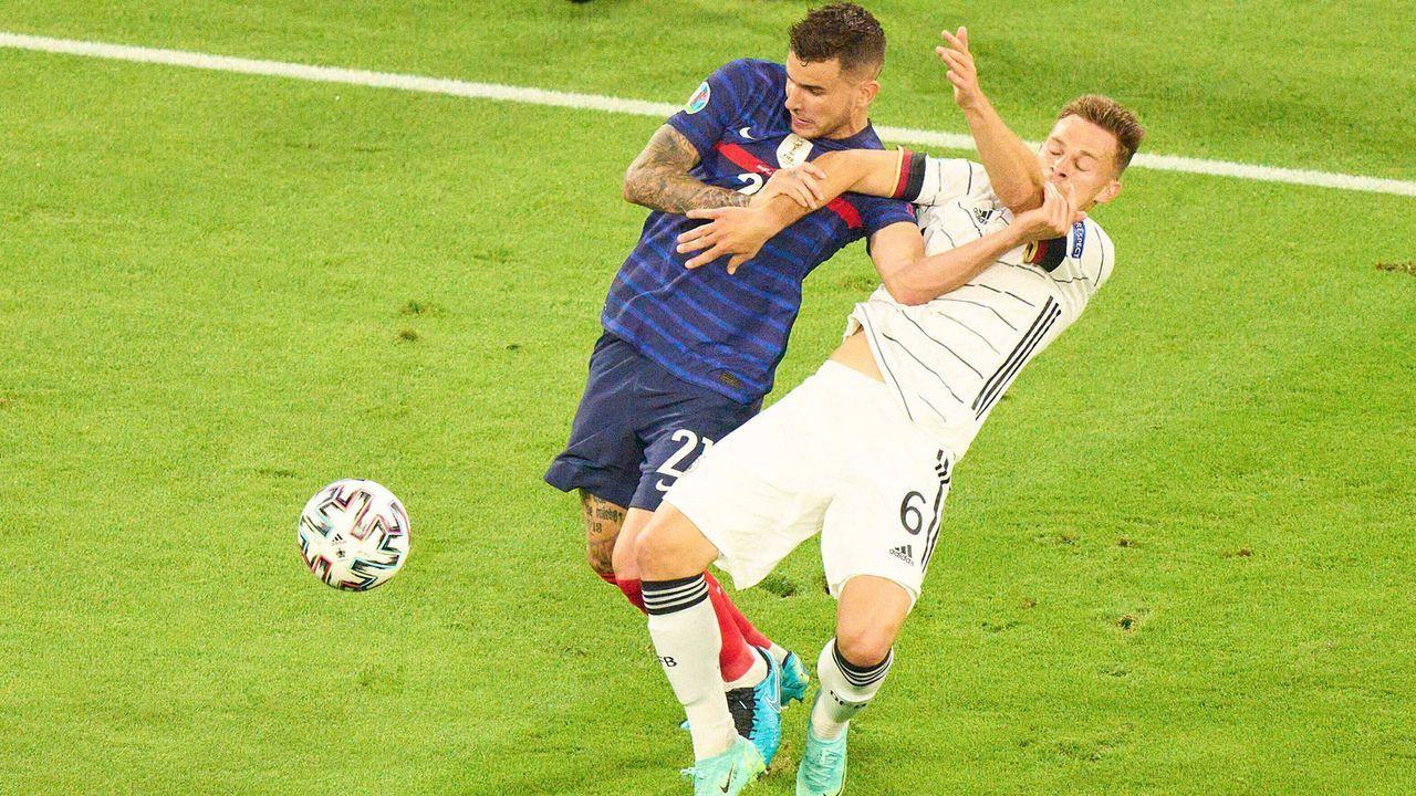 Bayern-Profis unter sich - Bildquelle: imago