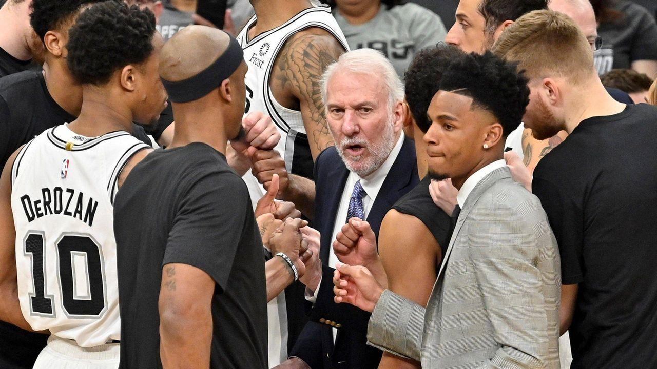 Platz 13: San Antonio Spurs - Bildquelle: imago