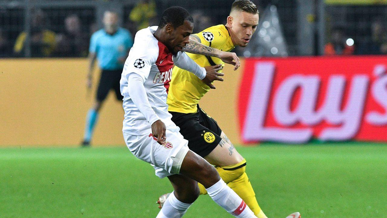 Bvb Gegen Monaco Live