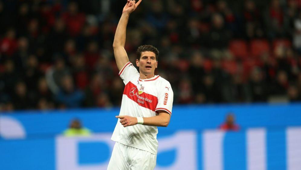 Erzielte die 2:1-Führung für Stuttgart: Mario Gomez - Bildquelle: FIROFIROSID