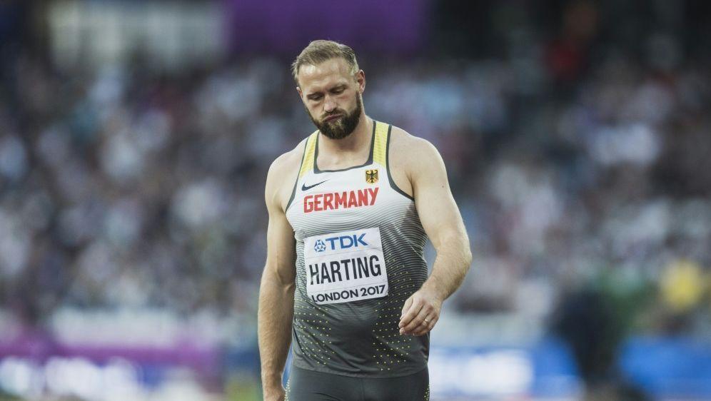 Robert Harting befürchtet anhaltende Erfolglosigkeit - Bildquelle: PIXATHLONPIXATHLONSID