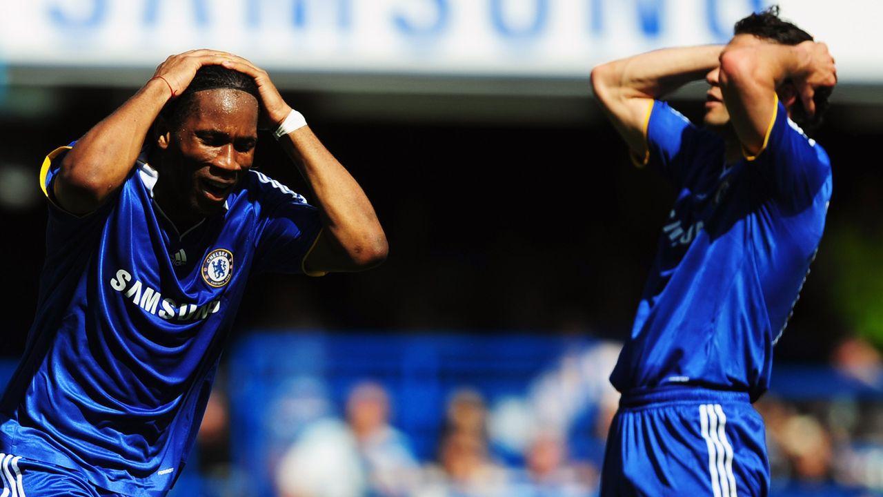 FC Chelsea (Saison 2007/08) - Bildquelle: 2008 Getty Images