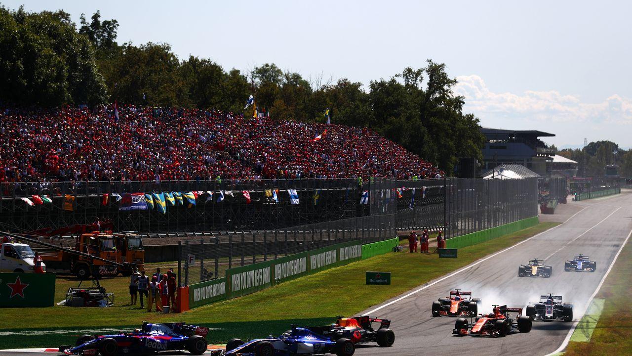 Autodromo Nazionale Monza, Italien  - Bildquelle: 2017 Getty Images