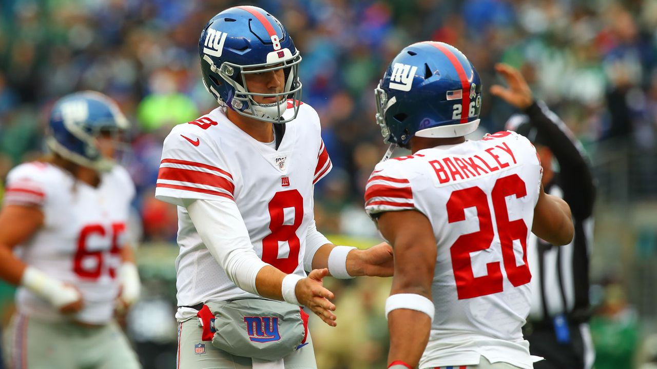 Platz 9 - New York Giants (American Football) - Bildquelle: imago images/Icon SMI
