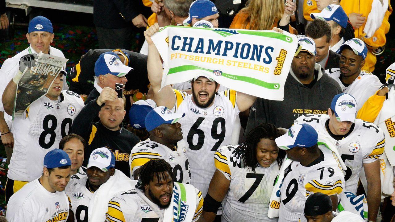 Playoffs: Tomlin führt das Duell an - Bildquelle: 2009 Getty Images