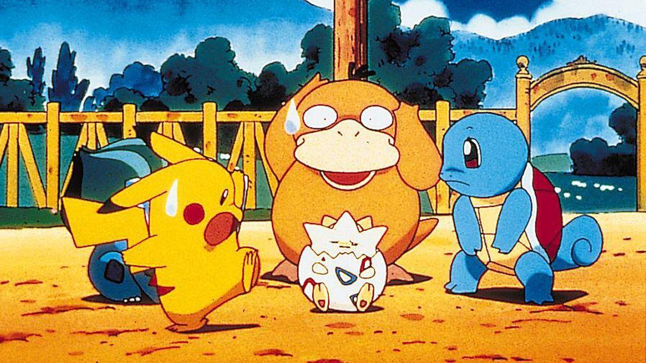 """Die """"Pokemons"""" erobern die Herzen der Kinder - Bildquelle: imago/United Archives"""