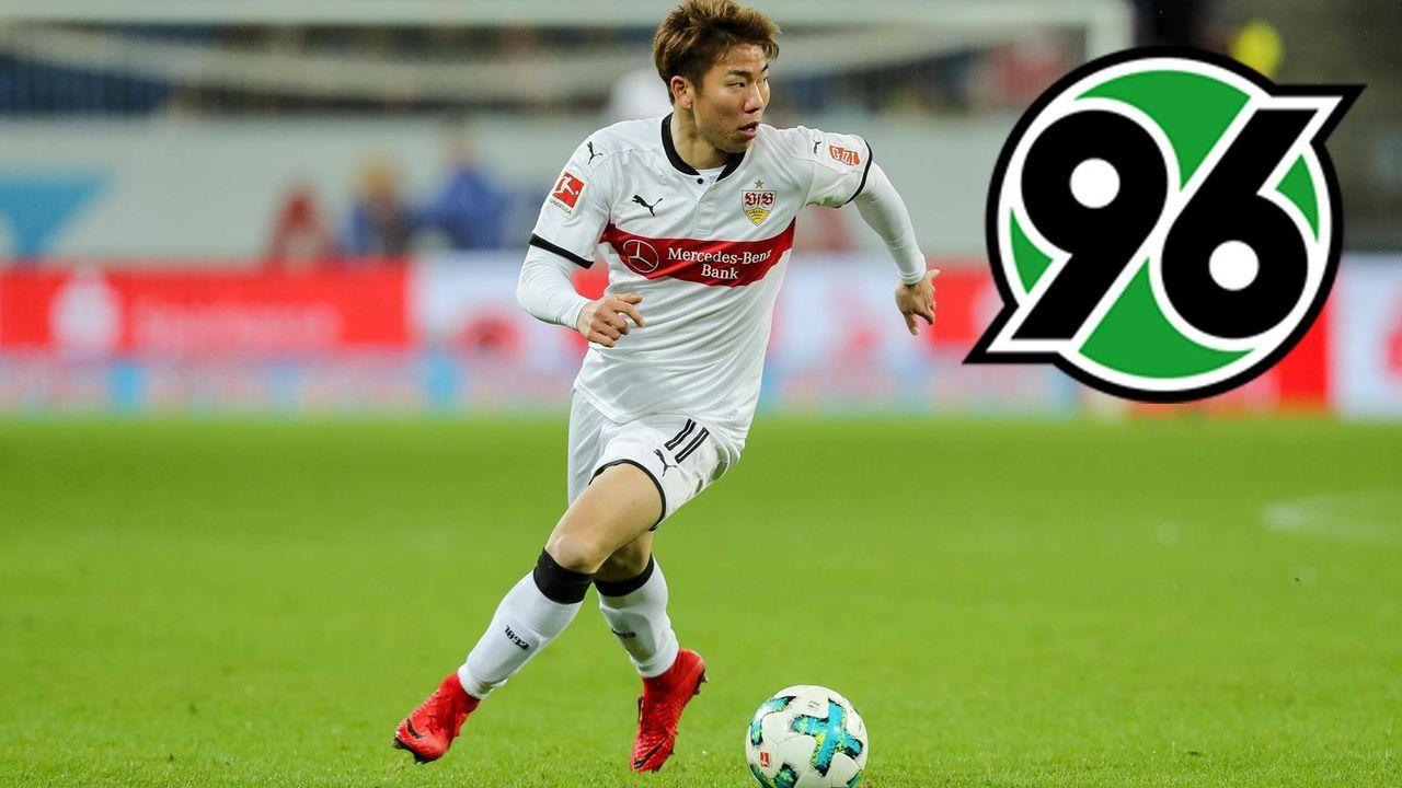 Takuma Asano (Zugang Hannover 96) - Bildquelle: imago