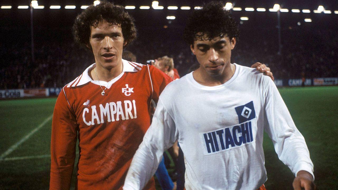 Saison 1978/79 - Bildquelle: imago