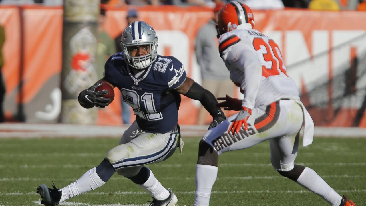 Sebastian Kratzer: Dallas Cowboys - Cleveland Browns - Bildquelle: Imago