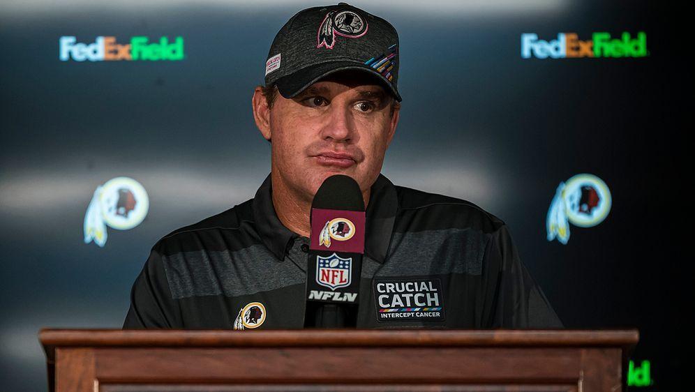 Jay Gruden bemängelt fehlende Macht nach seinem Aus bei den Redskins - Bildquelle: 2019 Getty Images