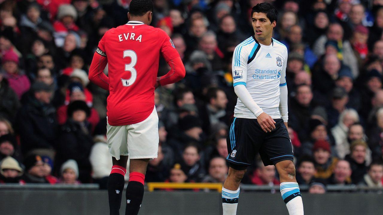 Luis Suarez (FC Liverpool, acht Spiele Sperre) - Bildquelle: 2012 Getty Images