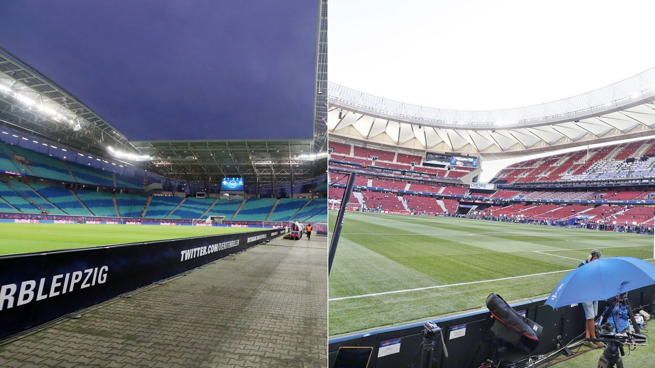 Stadion (Kapazität) - Bildquelle: Imago