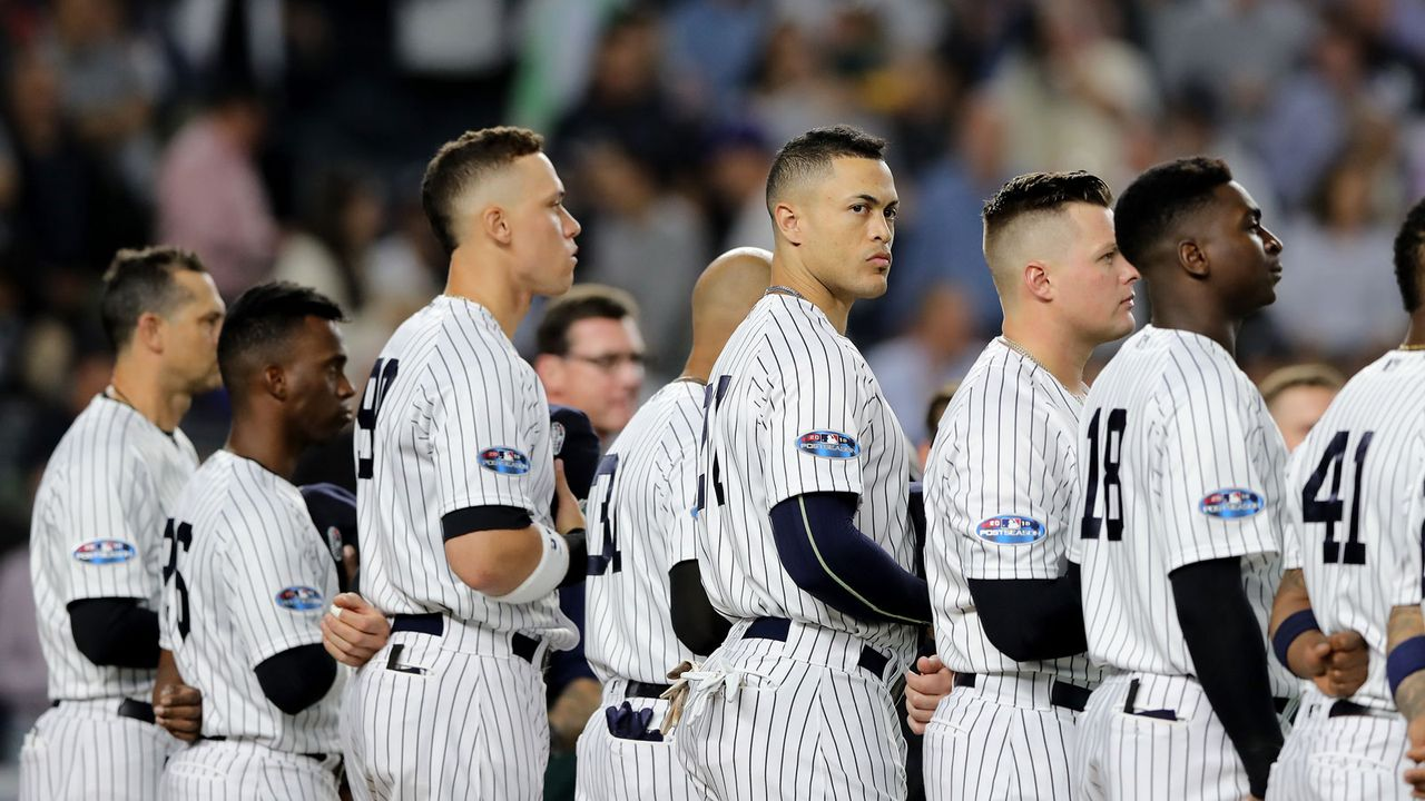 Platz 2 - New York Yankees (Baseball) - Bildquelle: 2018 Getty Images