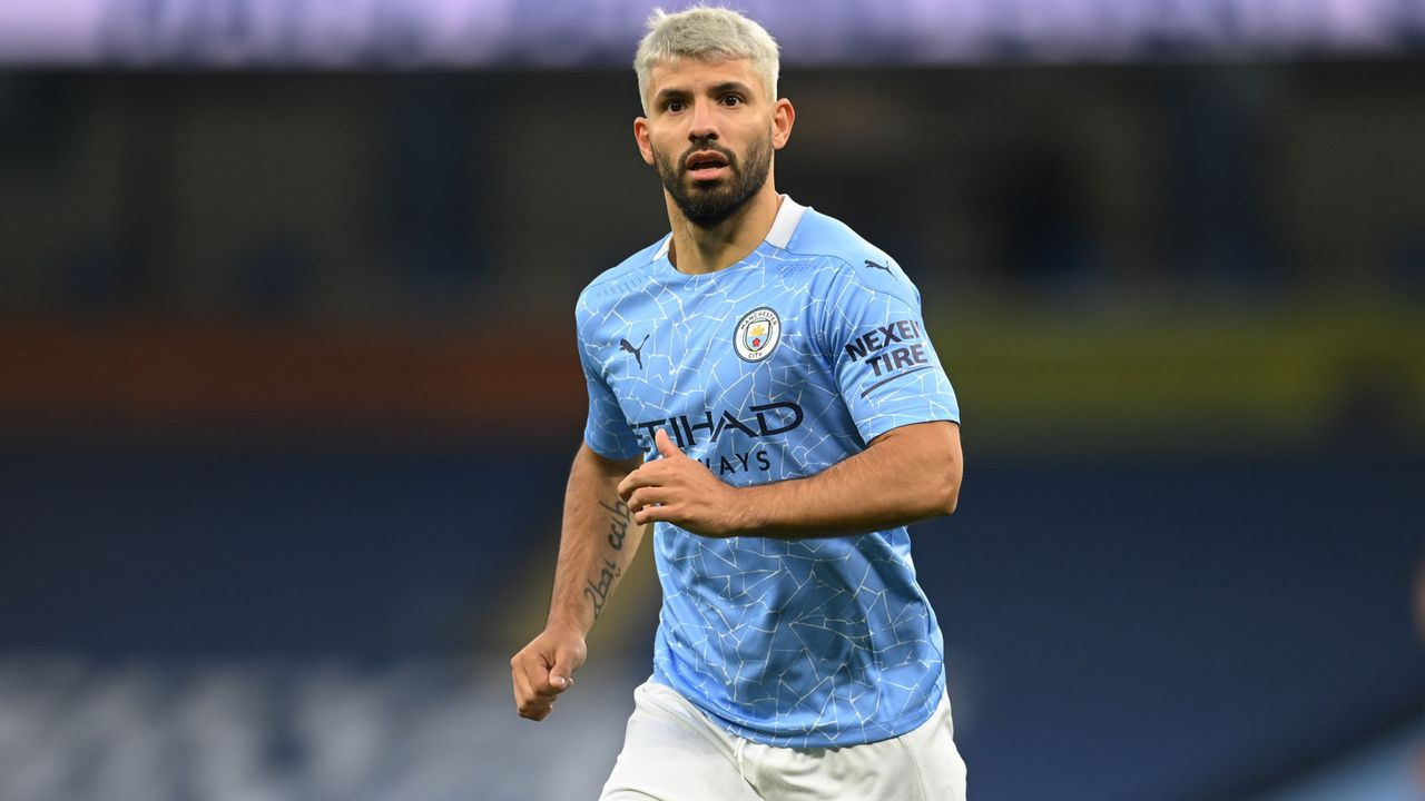 Sergio Aguero (32) - Bildquelle: 2020 Getty Images