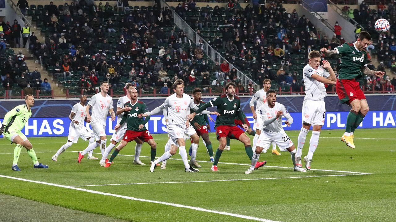 Zittersieg in Moskau: Der FC Bayern in der Einzelkritik - Bildquelle: Getty Images