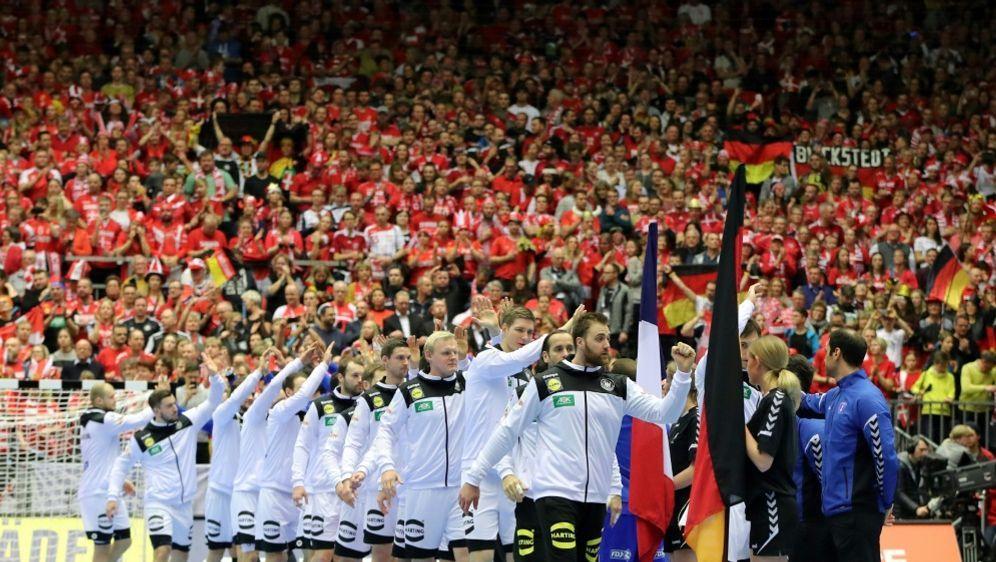Die EHF gibt Terminverschiebungen bekannt - Bildquelle: PIXATHLONPIXATHLONSID