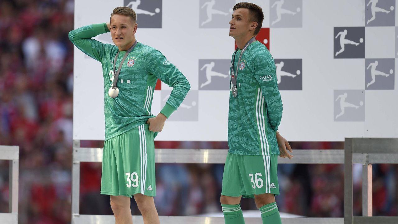 FC Bayern München - Bildquelle: imago images / MIS