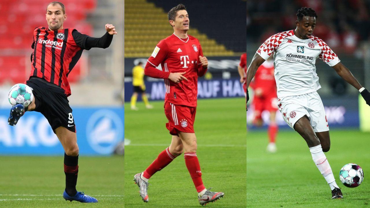 Bundesliga-Restprogramm im Jahr 2020: Die Teams mit den schwersten Spielplänen  - Bildquelle: getty