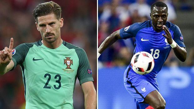 Adrien Silva vs. Moussa Sissoko - Bildquelle: Getty Images
