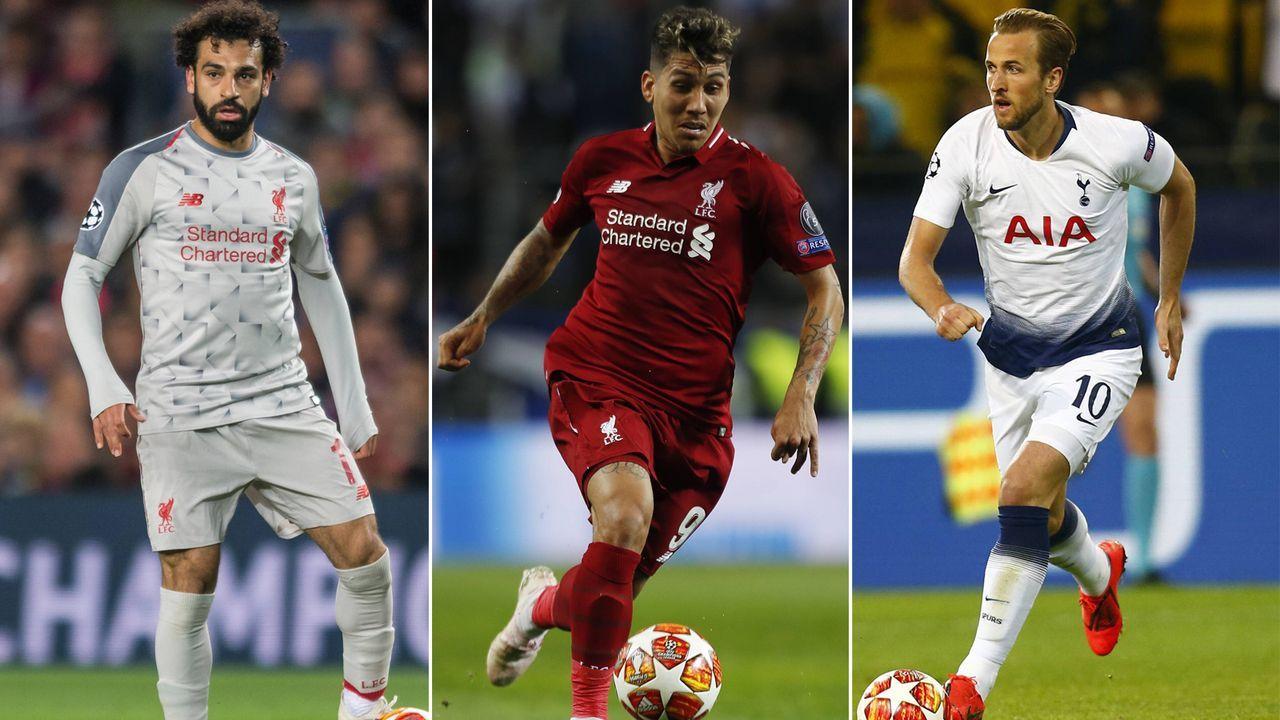 Top 10: Die Topverdiener im Finale der Champions League